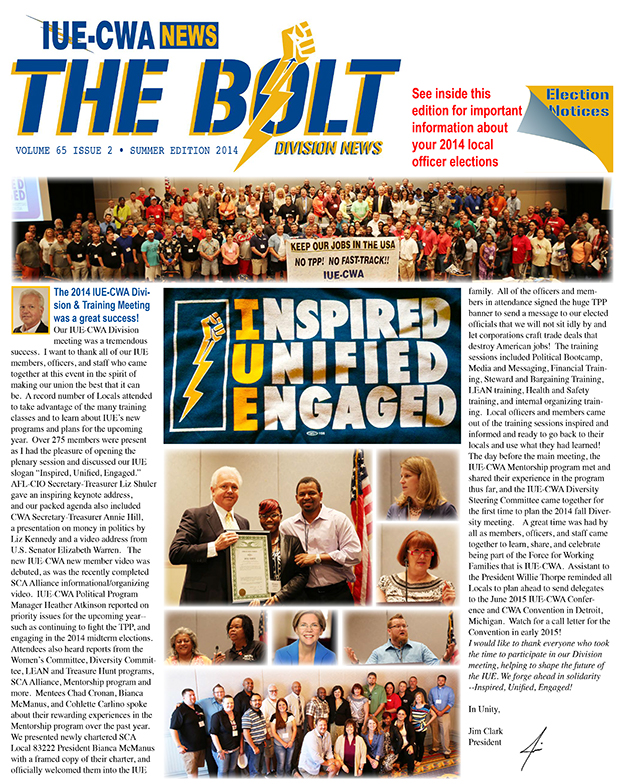 The Bolt summer 2014