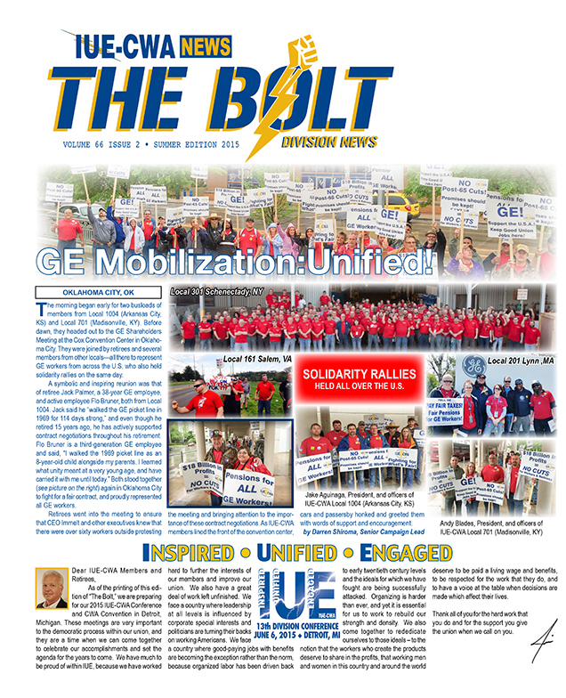 The Bolt summer 2015