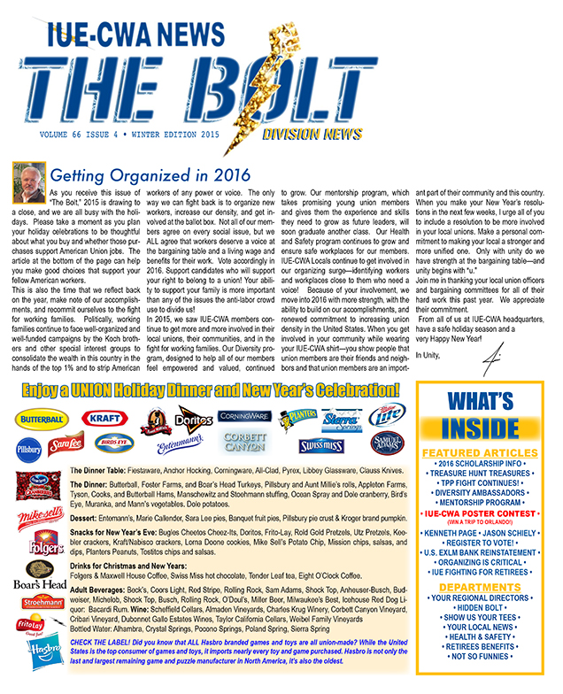 The Bolt winter 2015