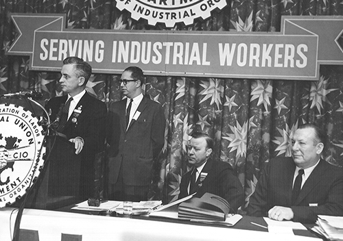 James Carey Speach for Industrial workers
